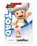 Nintendo Amiibo фигура - Toad [Super Mario Колекция] (Wii U) - 3t